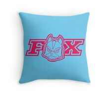 McCloud Racing (c) Throw Pillow