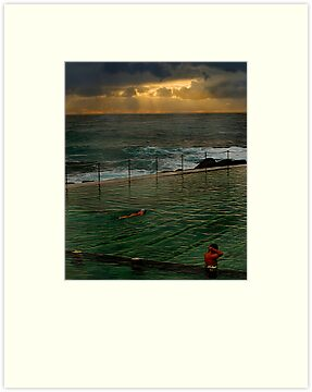 Bronte Baths by Melinda Kerr