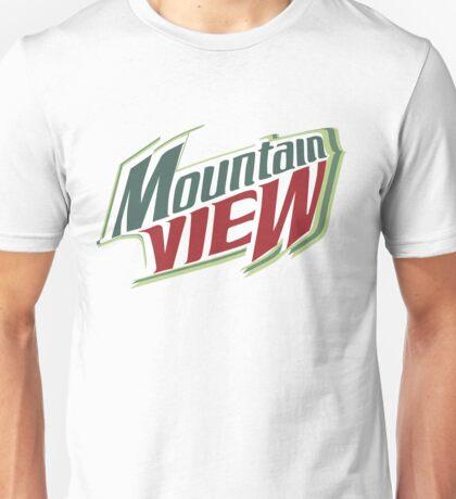 MT View Unisex T-Shirt