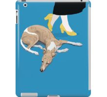 Sunday and the Yellow Shoes iPad Case/Skin