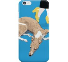 Sunday and the Yellow Shoes iPhone Case/Skin