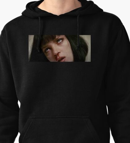 Mia Wallace OD  Pullover Hoodie