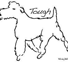 Tough Terrier by Wendy Wahman