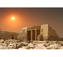 ONCE THERE WERE PHARAOHS Photographic Print