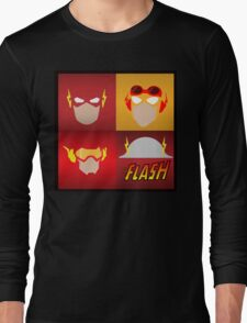 the flashes gen Long Sleeve T-Shirt