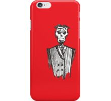 Sad Man iPhone Case/Skin