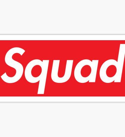 Supreme Squad Sticker