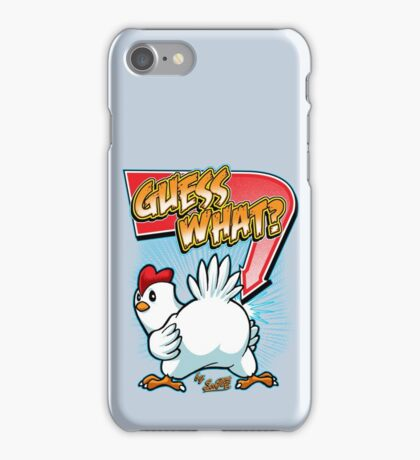Guess What? iPhone Case/Skin