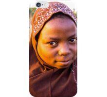 Little Muslim Girl iPhone Case/Skin