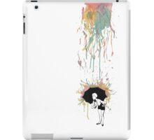 Umbrella Girl. iPad Case/Skin