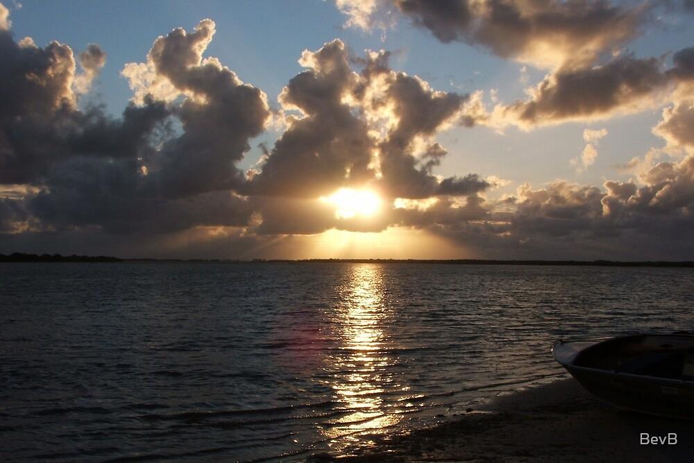Gold Coast Sunrise I by BevB