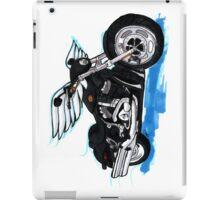 Harley Wings iPad Case/Skin
