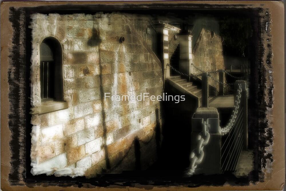 Colonial sanstone by FramedFeelings