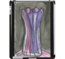 HourGlass Vase iPad Case/Skin