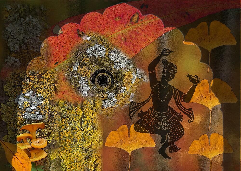 The Dancer by Sabine Spiesser