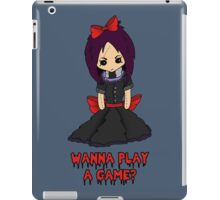 Emo Doll iPad Case/Skin