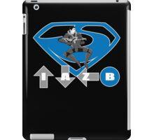 Kneel Before Zod Ballz (MOS Edition) iPad Case/Skin
