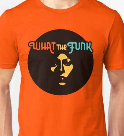 What the Funk - Records Unisex T-Shirt