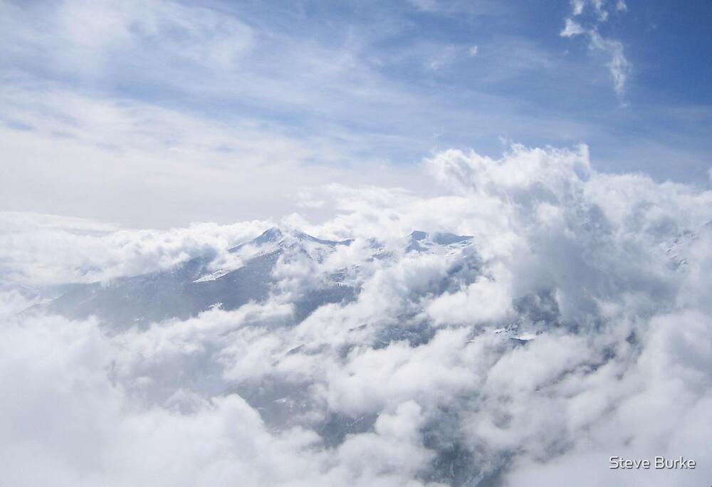 Clouds by Steve Burke