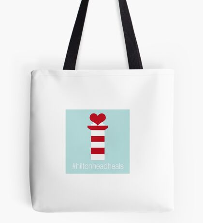 Hilton Head Heals Tote Bag