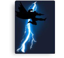The Jump Knight Returns Canvas Print