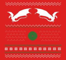 Hobbit: Ugly Christmas Sweater by Tardis-princess