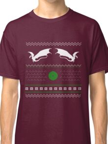 Hobbit: Ugly Christmas Sweater Classic T-Shirt