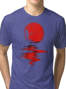 The Land of the Rising Sun Tri-blend T-Shirt