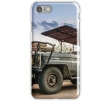 Safari Land Cruiser iPhone Case/Skin