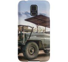 Safari Land Cruiser Samsung Galaxy Case/Skin