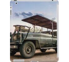 Safari Land Cruiser iPad Case/Skin