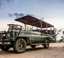 Safari Land Cruiser by Tim Cowley