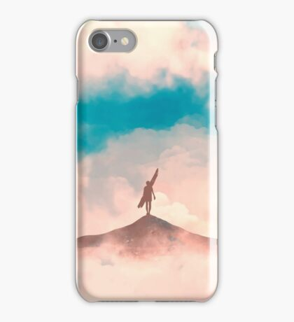 The Brave and Quiet iPhone Case/Skin