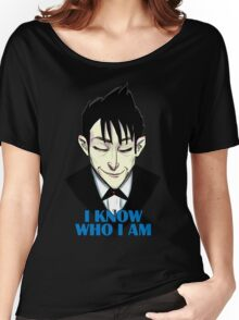 I know who I am Women's Relaxed Fit T-Shirt