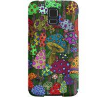 Mushrooms Phone Case Samsung Galaxy Case/Skin