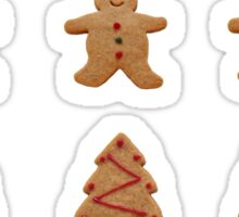 Gingerbread season Sticker