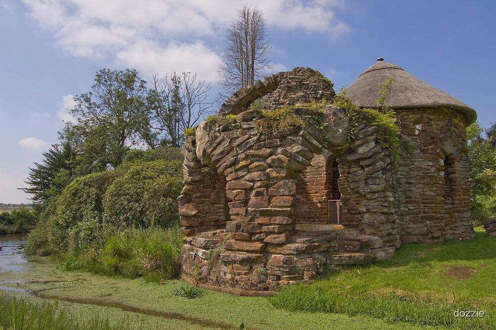 Roman style bath house by dozzie