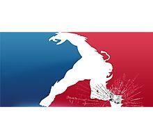 Major League Earthshaker Photographic Print