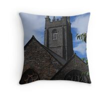 Church of St. Andrew Throw Pillow