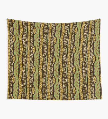 Drumming Circle Wall Tapestry