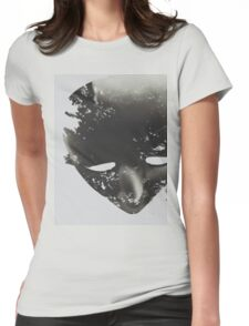 In creation of thought Womens Fitted T-Shirt
