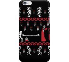 Christmasvania iPhone Case/Skin