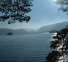 DERWENT WATER TOWARDS BORROWDALE -3 by PhotogeniquE IPA