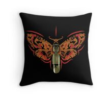 Bullet Pillow: Throw Pillow