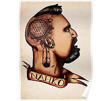 Nahko Bear Poster