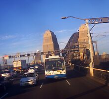 bus 70 by HarbourCityCards