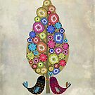 Love Birds by Cherie Balowski