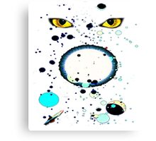 Who Speaks of Conquest? Canvas Print
