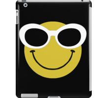 Grunge smiley! iPad Case/Skin