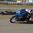 Jack Miller at the Townsville TT 2013 by Paul Gilbert